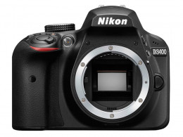 Test Nikon D3400