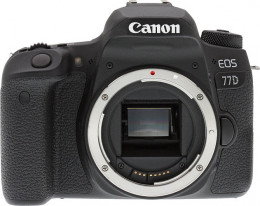 Test Canon Eos 77D