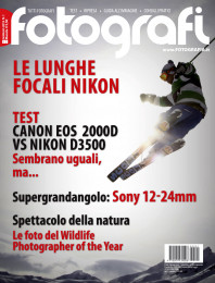 Tutti Fotografi Gennaio 2019: Canon Eos 2000D Vs Nikon D3500