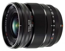Fujinon Super EBC XF 16mm f/1.4 R WR