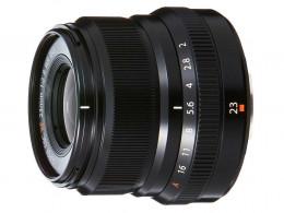 Fujinon Super EBC XF 23mm f/2 R WR