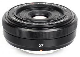 Fujinon Super EBC XF 27mm f/2.8