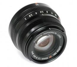 Fujinon Super EBC XF 35mm f/2 R WR