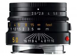 Leica Summarit M 50mm f/2.5