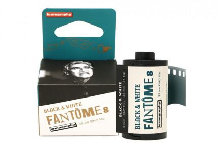 Lomography Fantôme Kino B&W