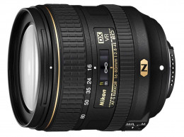 Nikon AF-S DX Nikkor 16-80mm f/2.8-4 E