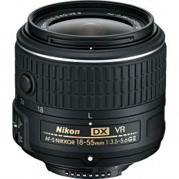 Nikon AF-S DX Nikkor 18-55mm f/3.5-5.6 G VR II