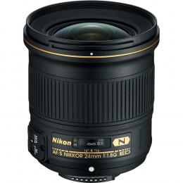 Nikon AF-S Nikkor 24mm f/1.8 G