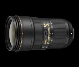 Nikon AF-S Nikkor 24-70 f/2.8 E ED VR