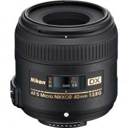 Nikon AF-S DX Micro Nikkor 40mm f/2.8 G