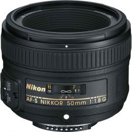 Nikon AF-S Nikkor 50mm f/1.8 G