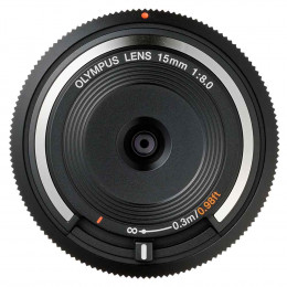 Olympus Body Lens Cap 15mm f/8