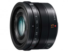 Panasonic Leica DG Summilux 15mm f/1.7 Asph.