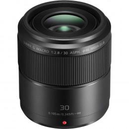 Panasonic Lumix G Macro 30mm f/2.8 Asph. Mega O.I.S