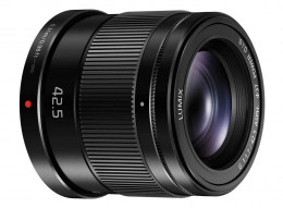 Panasonic Lumix G 42.5mm f/1.7 Asph Power O.I.S