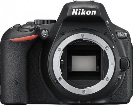 Test Nikon D5500