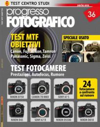 Progresso Fotografico 36: Test Centro Studi Progresso Fotografico