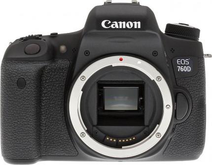 Test Canon Eos 760D (Canon Eos 750D)