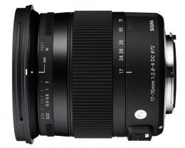 Sigma 17-70mm f/2.8-4 DC OS Macro C