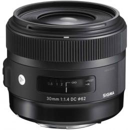 Sigma 30mm f/1.4 DC Art