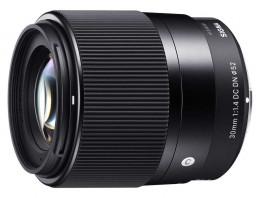 Sigma 30mm f/1.4 DC DN Contemporary