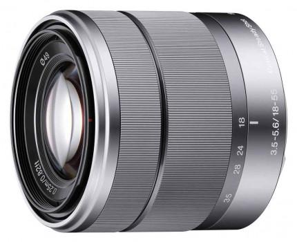 Sony E 18-55mm f/3.5-5.6 OSS