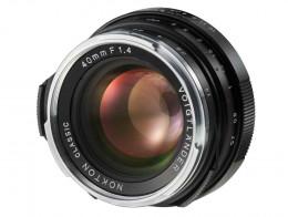 Voigtlander VM Nokton 40mm f/1.4 SC