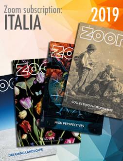 Zoom magazine abbonamento + in regalo: CAMERA NECK STRAP