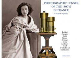 Photographic lenses of the 1800's in France