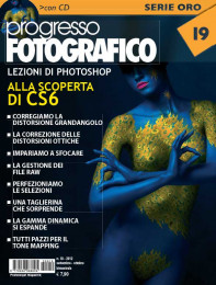 Progresso Fotografico 19. Lezioni di Photoshop CS6