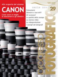 Progresso Fotografico 29. Il sistema Canon