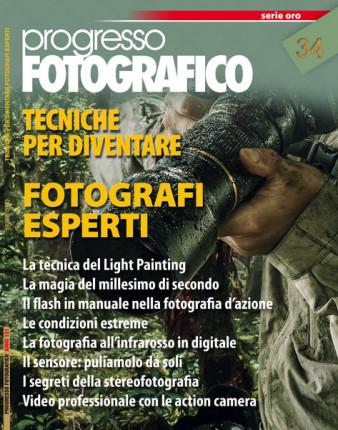 Progresso Fotografico 34: Tecniche per diventare fotografi esperti