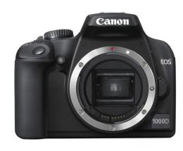 Test Canon Eos 1000D