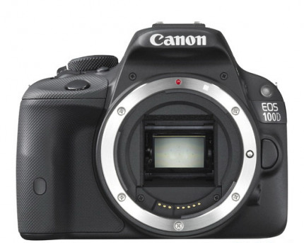Test Canon Eos 100D