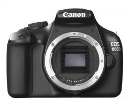 Test Canon Eos 1100D
