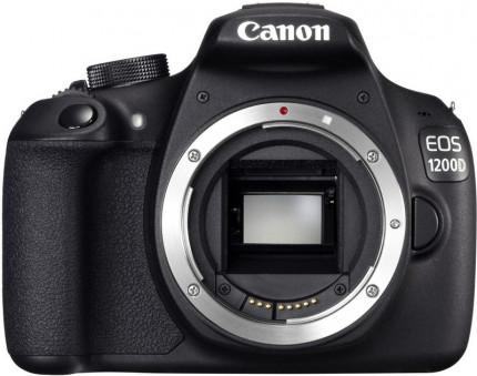 Test Canon Eos 1200D