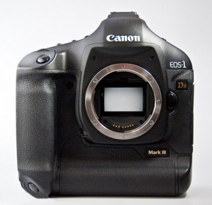 Test Canon EOS 1Ds Mark III