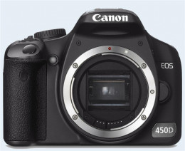 Test Canon Eos 450D