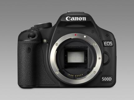 Test Canon Eos 500D