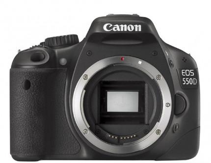 Test Canon Eos 550D