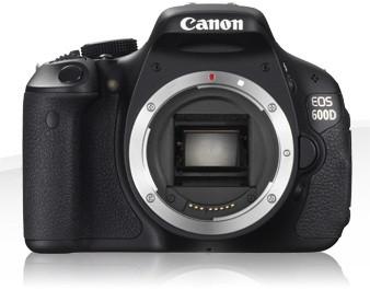 Test Canon Eos 600D