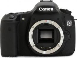 Test Canon Eos 60D