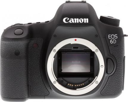 Test Canon Eos 6D