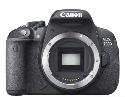 Test Canon Eos 700D