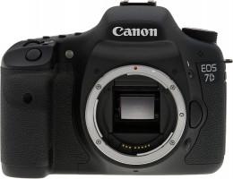 Test Canon Eos 7D
