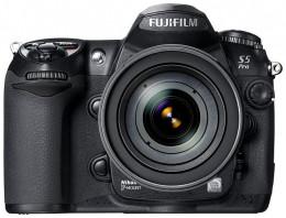 Test Fuji S5 Pro
