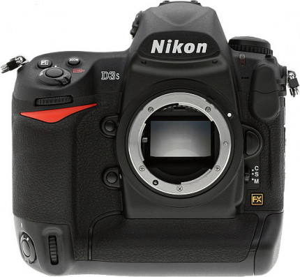 Test Nikon D3 s