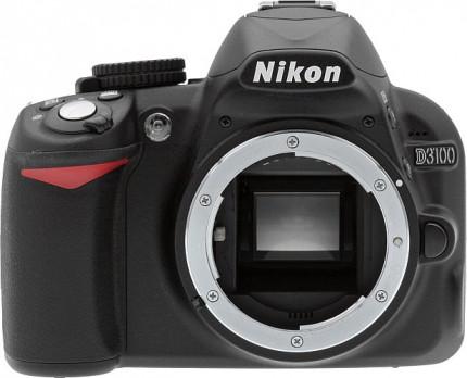 Test Nikon D3100