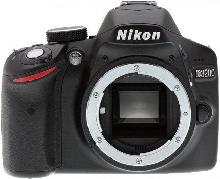 Test Nikon D3200