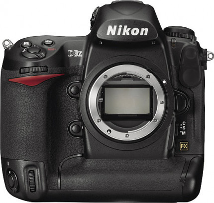 Test Nikon D3x